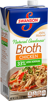 Campbell's Swanson Natural Goodness® Chicken Broth