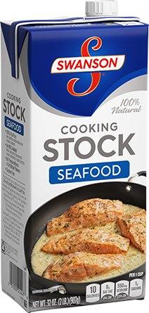 Swanson Cooking Stock Seafood