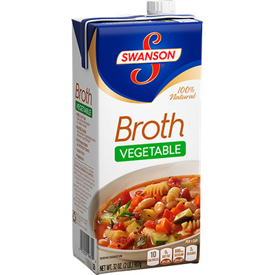 Campbell's Swanson Soup Company Vegetable Broth