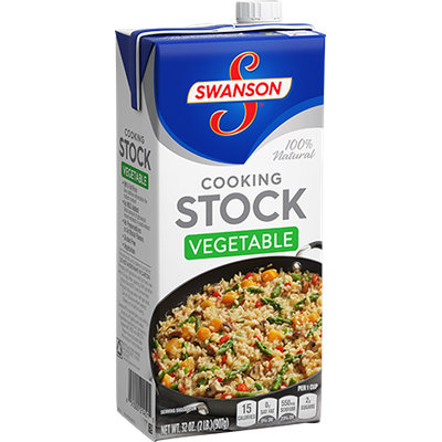 Campbell's Swanson Cooking Stock Vegetable