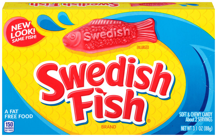 Image result for swedish fish