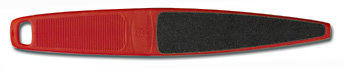 Flowery Original Red Foot File