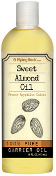 Piping Rock Sweet Almond Oil 16 fl oz Oil