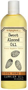 Piping Rock Sweet Almond Oil 16 fl oz Oil