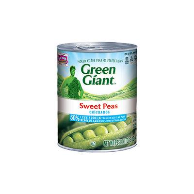 Green Giant® 50% Less Sodium Sweet Peas