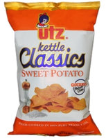 Utz Kettle Classics Sweet Potato Gourmet Potato Chips
