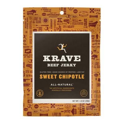 Hershey's Krave Sweet Chipotle Beef Jerky