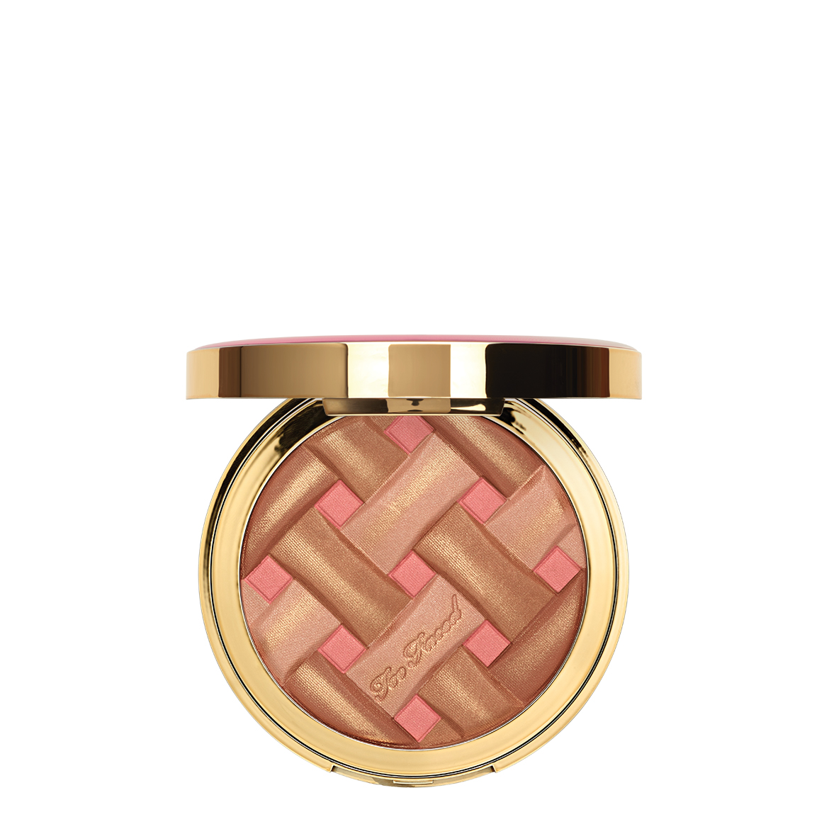 Too Faced Sweetie Pie Bronzer A Powder Bronzer With A Radiant Matte Finish