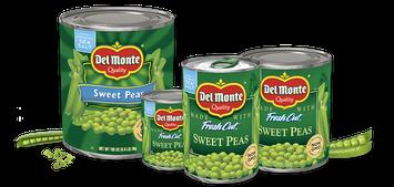 Del Monte® Sweet Peas