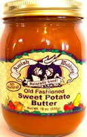 Amish Wedding Old Fashion Butter Sweet Potato Jar
