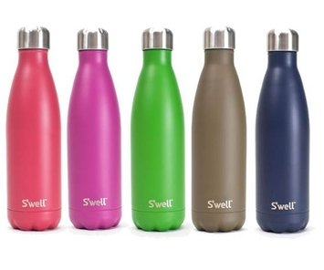 S'Well® Satin Insulated Stainless Steel Water Bottle