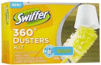 Tide Duster Starter Kit, Handle with One Disposable Duster