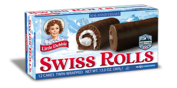 Little Debbie® Swiss Rolls