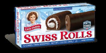 Little Debbie® Swiss Rolls