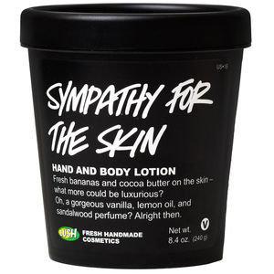 LUSH Sympathy for the Skin