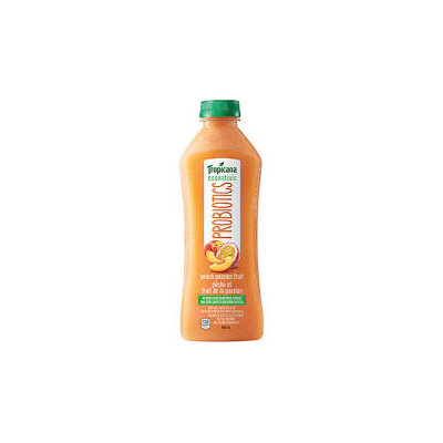 Tropicana® Probiotics Peach Passion Fruit