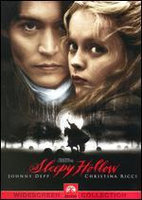 SLEEPY HOLLOW (DVD)WS ENHANCED 16X9/ENG DOLBY SURROUN NLA