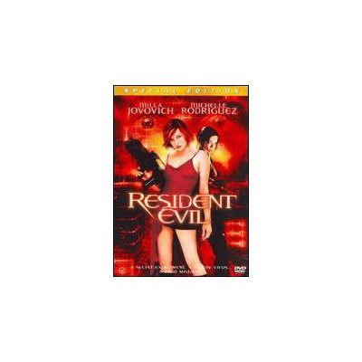Resident Evil - Special Edition (2002) (Rce)