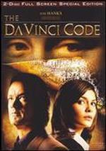 Da Vinci Code [Full Screen] [2 Discs] (used)