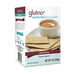 Glutino Gluten Free Table Original Crackers