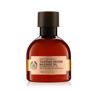 THE BODY SHOP® Spa Of The World™ Tahitian Orchid Massage Oil