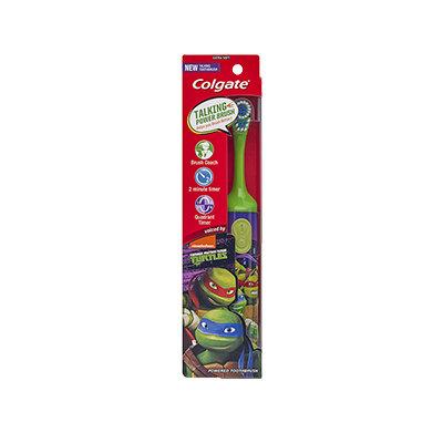 Colgate® TEENAGE MUTANT NINJA TURTLES™ Talking Battery Powered Toothbrush