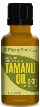 Piping Rock Tamanu Oil 1 oz 100% Pure