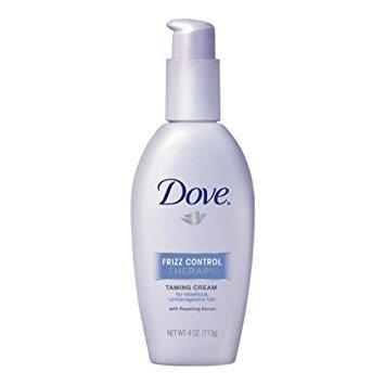 Dove Frizz Control Therapy Taming Cream