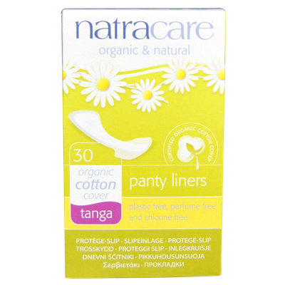 Natracare Tanga Panty Liners