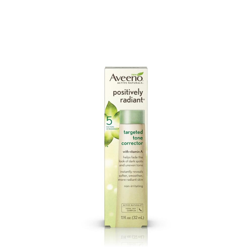 Aveeno® Positively Radiant Targeted Tone Corrector