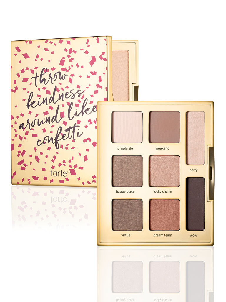 tarte Young Wild & Free Amazonian Clay Double Duty Palette