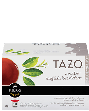 Tazo Awake™ English Breakfast K‑Cup® Pods