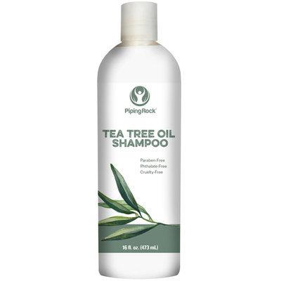 Piping Rock Tea Tree Oil Shampoo 16 oz Liquid