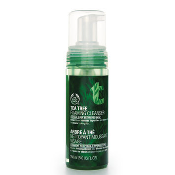 The Body Shop Tea Tree Skin Clearing Foaming Cleanser 150 ml