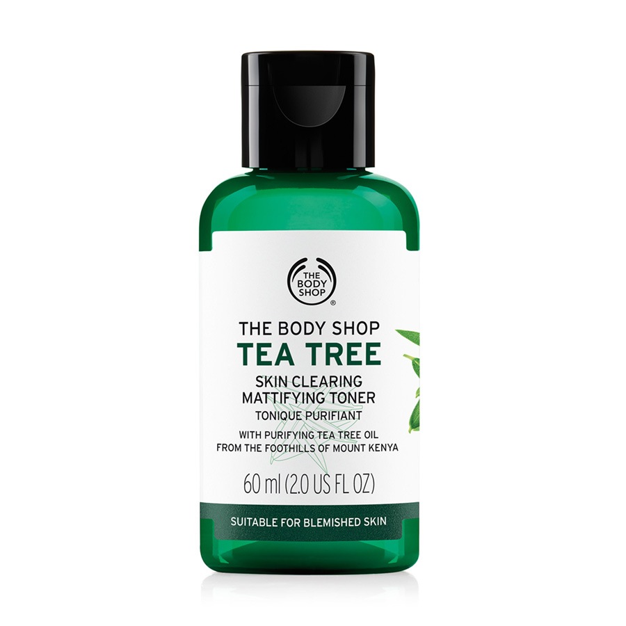 THE BODY SHOP® Tea Tree Skin Clearing Mattifying Toner