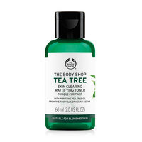 The Body Shop Tea Tree Skin Clearing Mattifying Toner Reviews