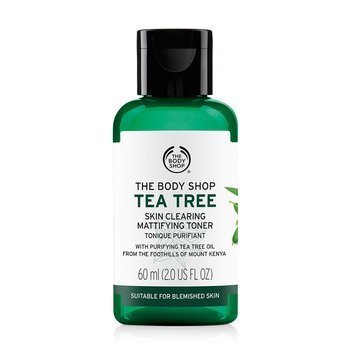The Body Shop Tea Tree Skin Clearing Mattifying Toner