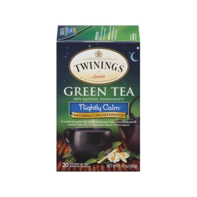 Twinings® Green Nightly Calm Tea Bag