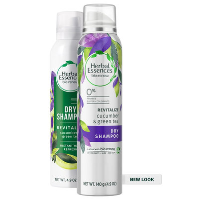 Herbal Essences Cucumber and Green Tea Dry Shampoo