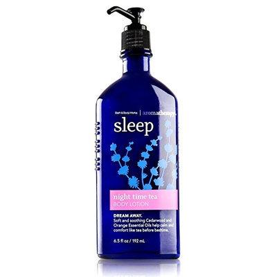 Bath & Body Works Aromatherapy Sleep Night Time Tea Body Lotion