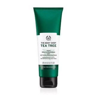 THE BODY SHOP® Tea Tree 3-in-1 Wash Scrub Mask