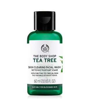 THE BODY SHOP® Tea Tree Skin Clearing Facial Wash