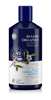 Avalon Organics Scalp Normalizing Tea Tree Mint Shampoo