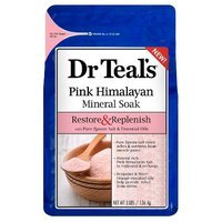Dr Teal's® Restore & Replenish Pure Epsom Salt & Essential Oils Pink Himalayan Mineral Soak