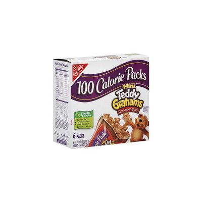 Nabisco Teddy Graham Grahams 100 Calorie Packs