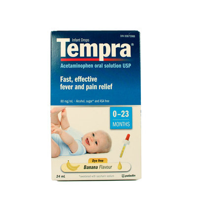 Tempra Infant Drops