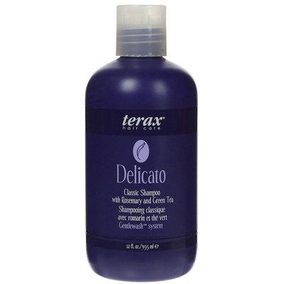 TERAX by Terax DELICATO CLASSIC SHAMPOO 12 OZ