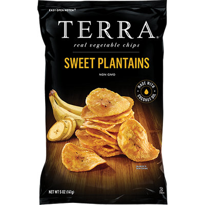 Terra Chips Sweet Plantains Chips