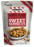 TGI Fridays Happy Hour Snack Mix Sweet Barbeque