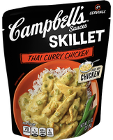 Campbell's® Thai Curry Chicken Skillet Sauce